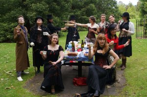 Antipodean Tea Duelling, The Group